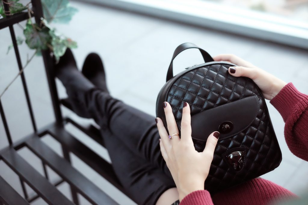 baldinini-leather-bag